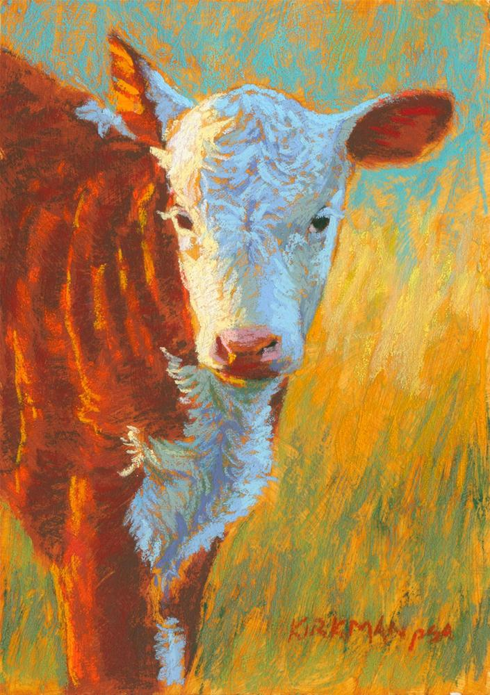 """Gilly"" original fine art by Rita Kirkman"