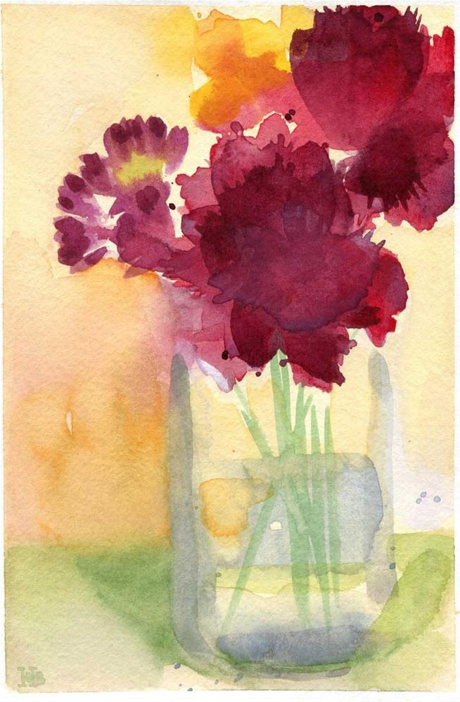"""More Like Summer"" original fine art by Heather Bennett"