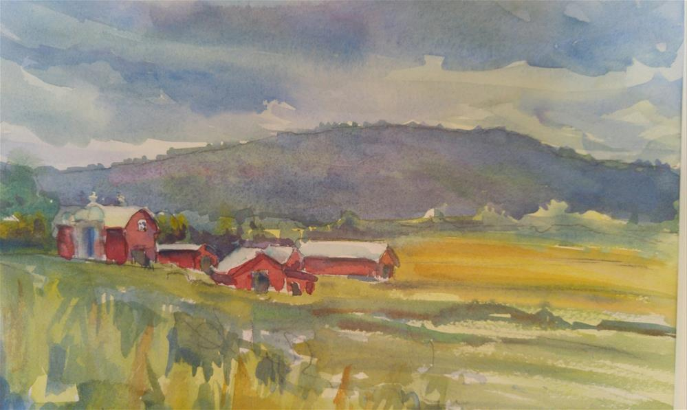 """Vermont Daze"" original fine art by angela scully"