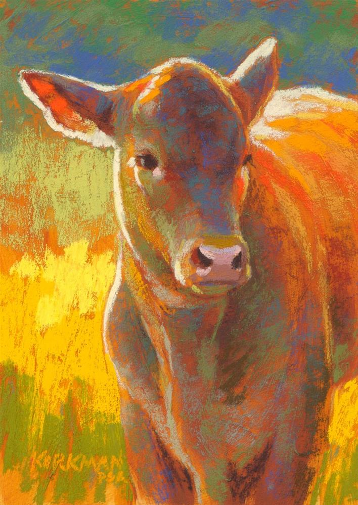 """Josie"" original fine art by Rita Kirkman"