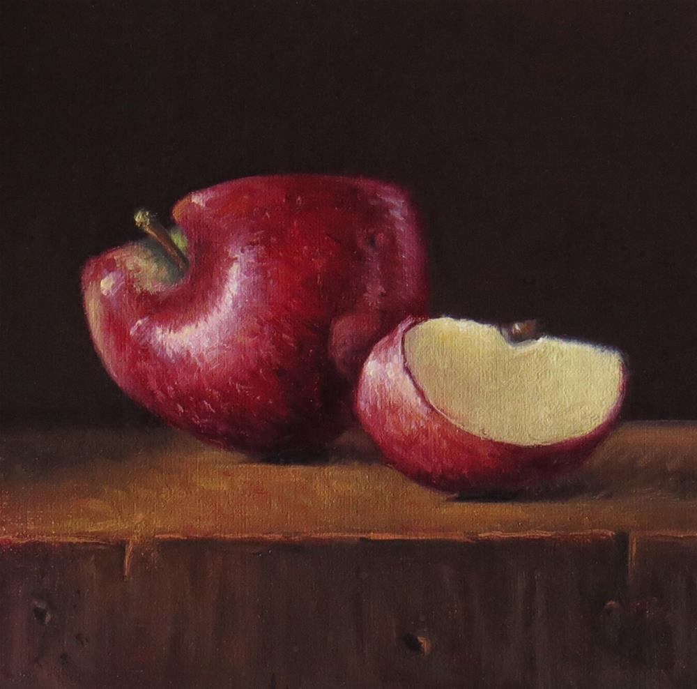 """Slice of Life"" original fine art by Darla McDowell"