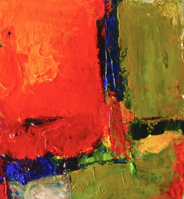 """Mini Series 2012-13"" original fine art by Elizabeth Chapman"