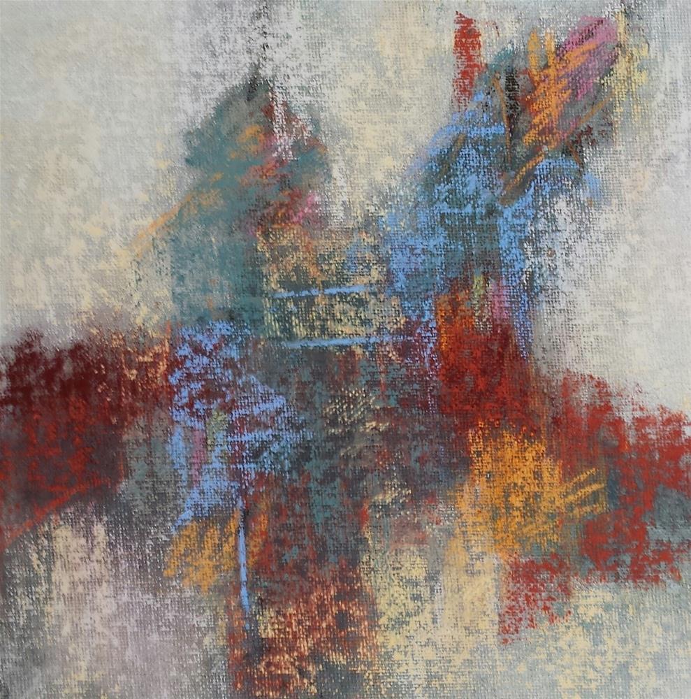 """""""Pale Rider"""" original fine art by Cindy Haase"""