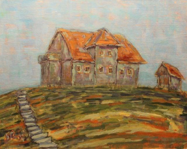 """Iceland #2"" original fine art by William Cook"