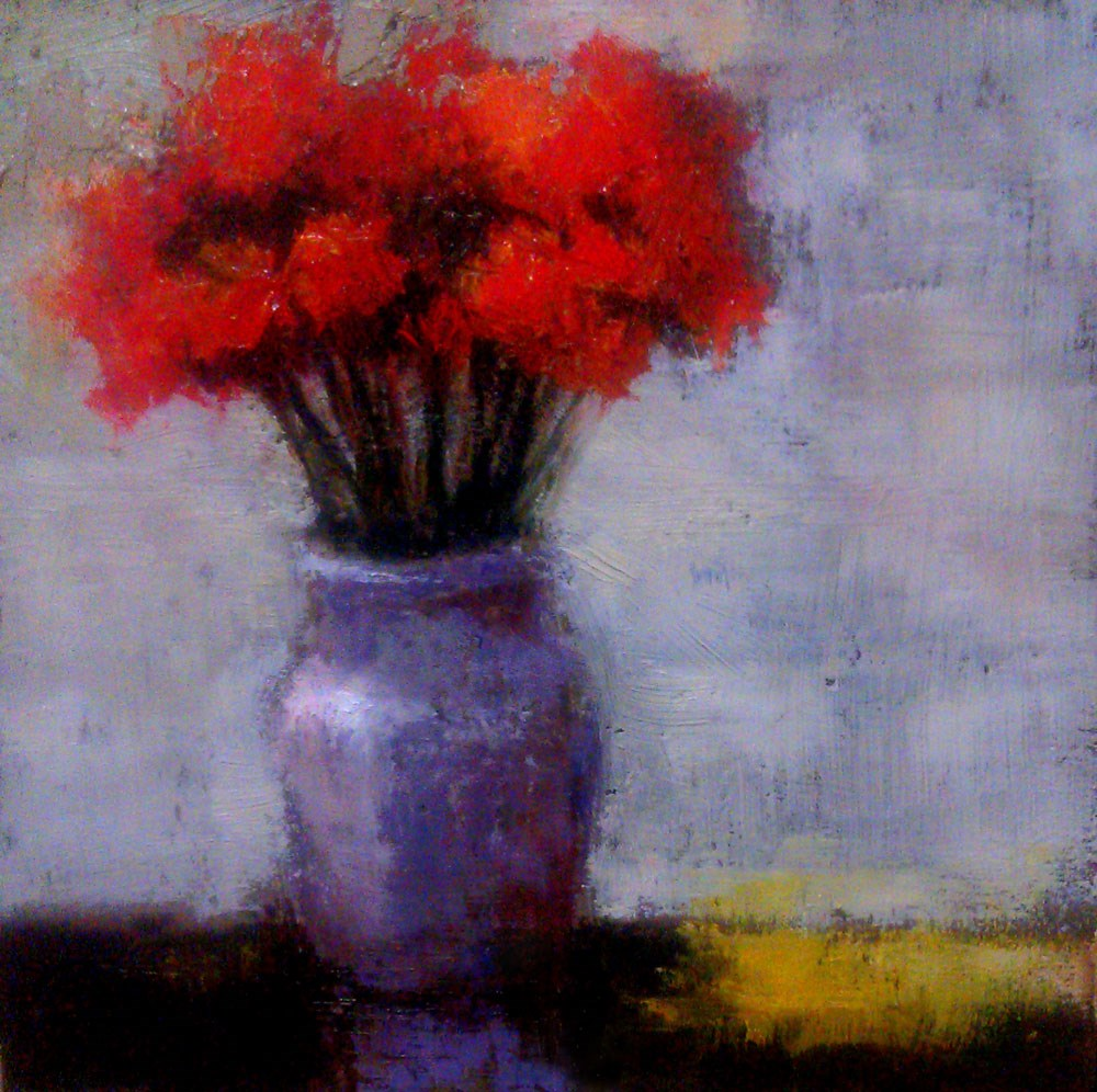 """Still Life - Roses"" original fine art by Bob Kimball"