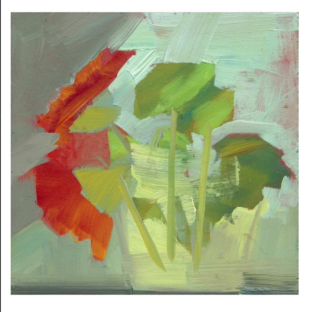 """2607 Untitled"" original fine art by Lisa Daria"