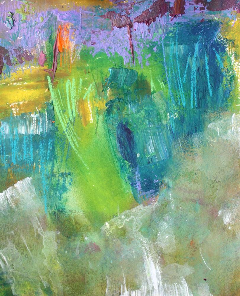 """""""Verdure"""" original fine art by Elizabeth Chapman"""