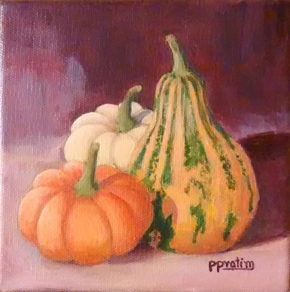 """halloween images"" original fine art by Pratima Patel"