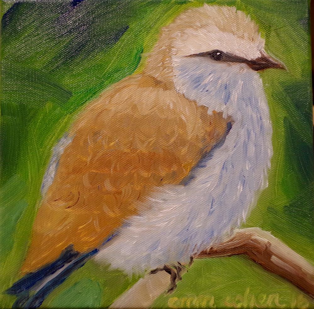 """Springtime"" original fine art by Ann Cohen"