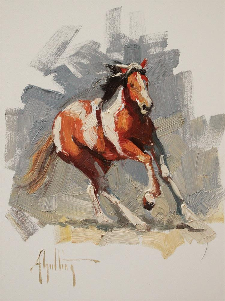 """Sketch #30"" original fine art by Abigail Gutting"