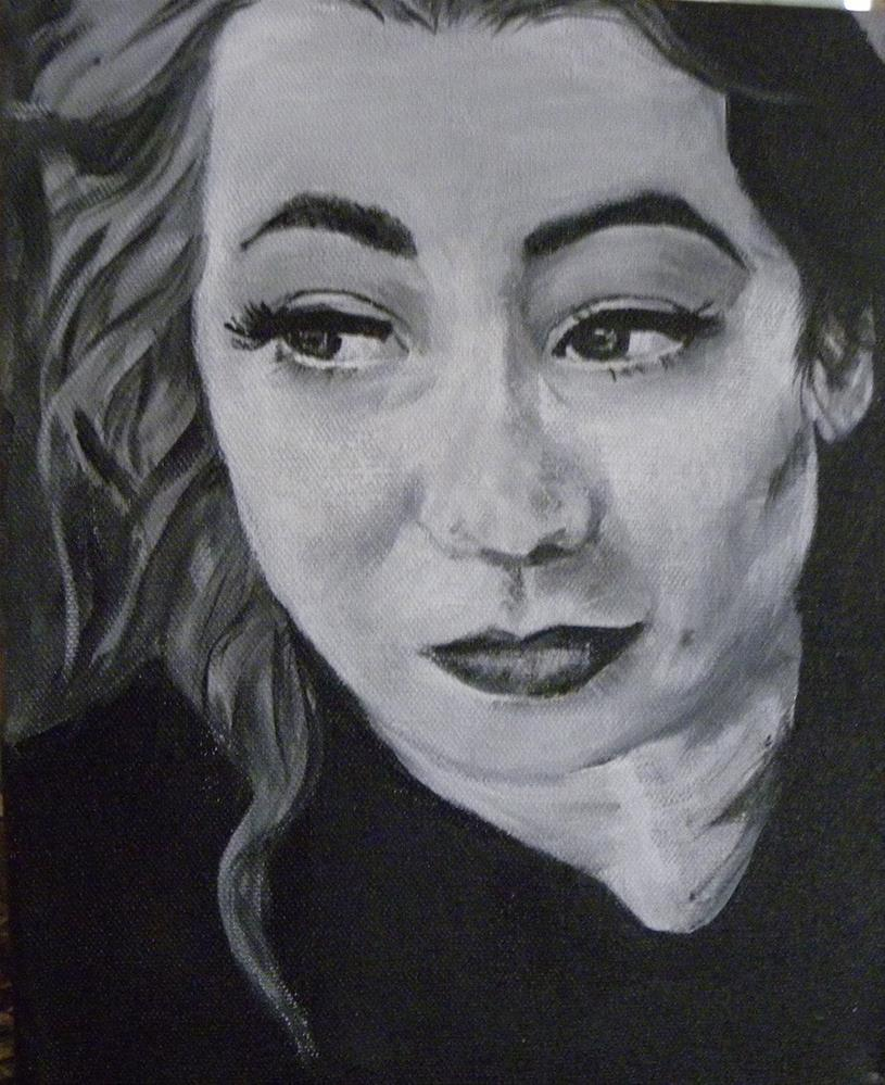 """Kate"" original fine art by cheryl buhrman"