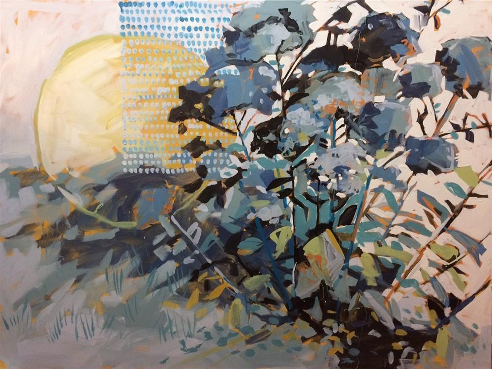 """Conference Room No.1"" original fine art by Teddi Parker"