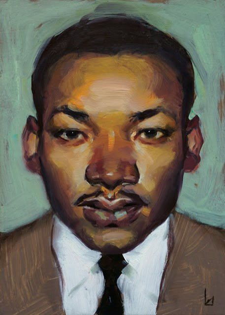 """More Than a Dream"" original fine art by John Larriva"