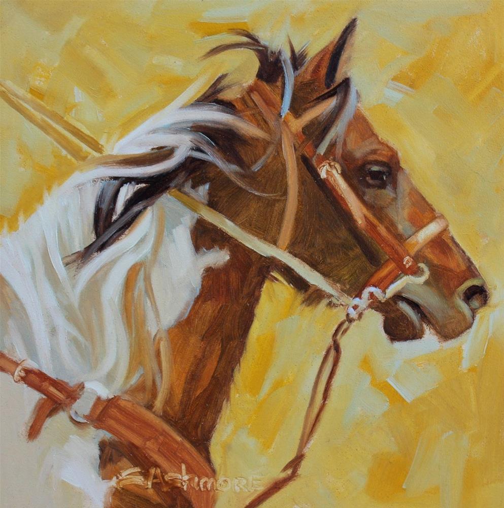 """Cody"" original fine art by Susan Ashmore"