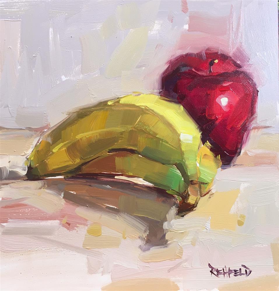 """Gradations"" original fine art by Cathleen Rehfeld"