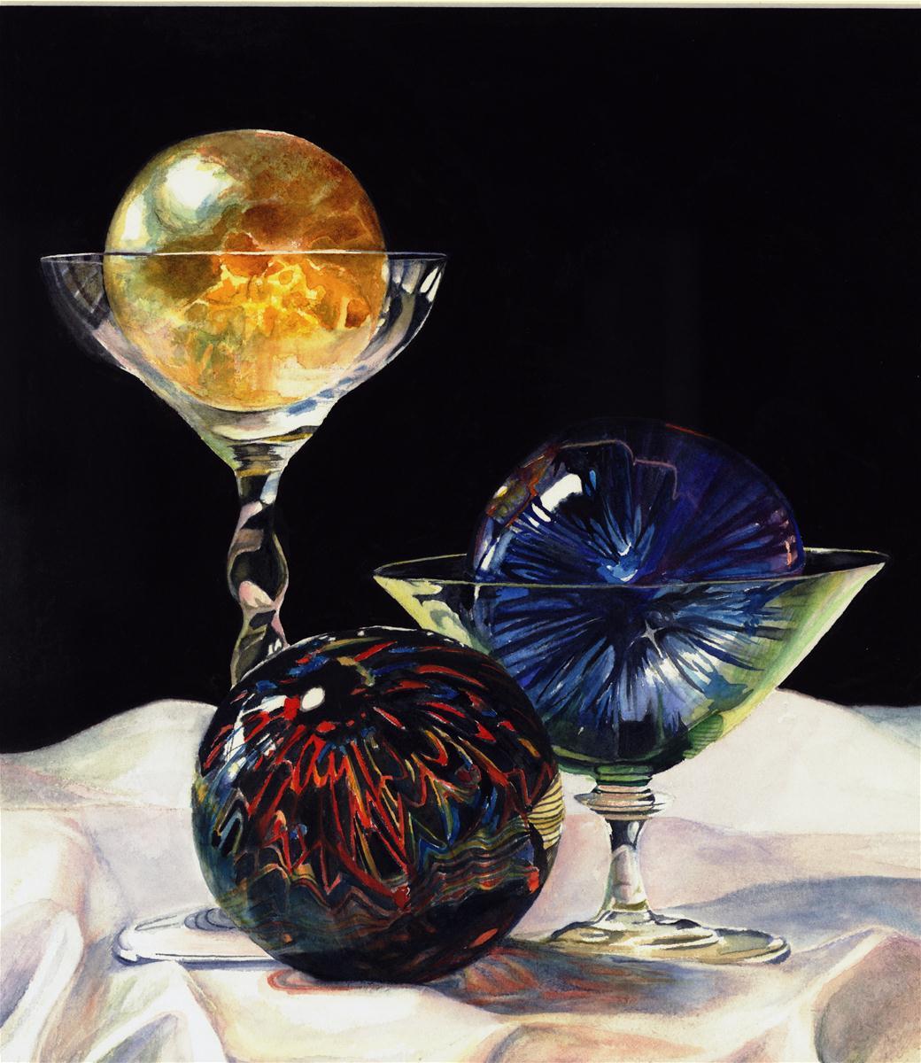 """""""Sundance"""" original fine art by Patti Adams"""