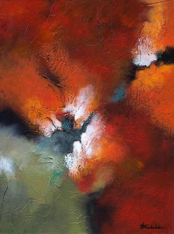 """Indirect Light"" original fine art by Nancy Eckels"