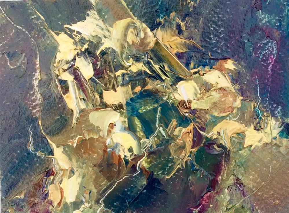 """Dancing Rudbeckias"" original fine art by Anne Wood"