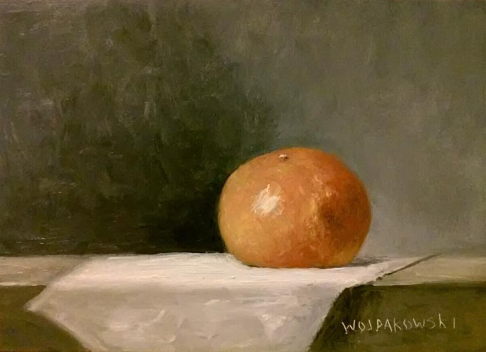 """""""Clementine"""" original fine art by Joe Wojdakowski"""