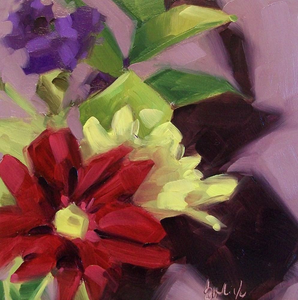 """""""Out front"""" original fine art by Brandi Bowman"""