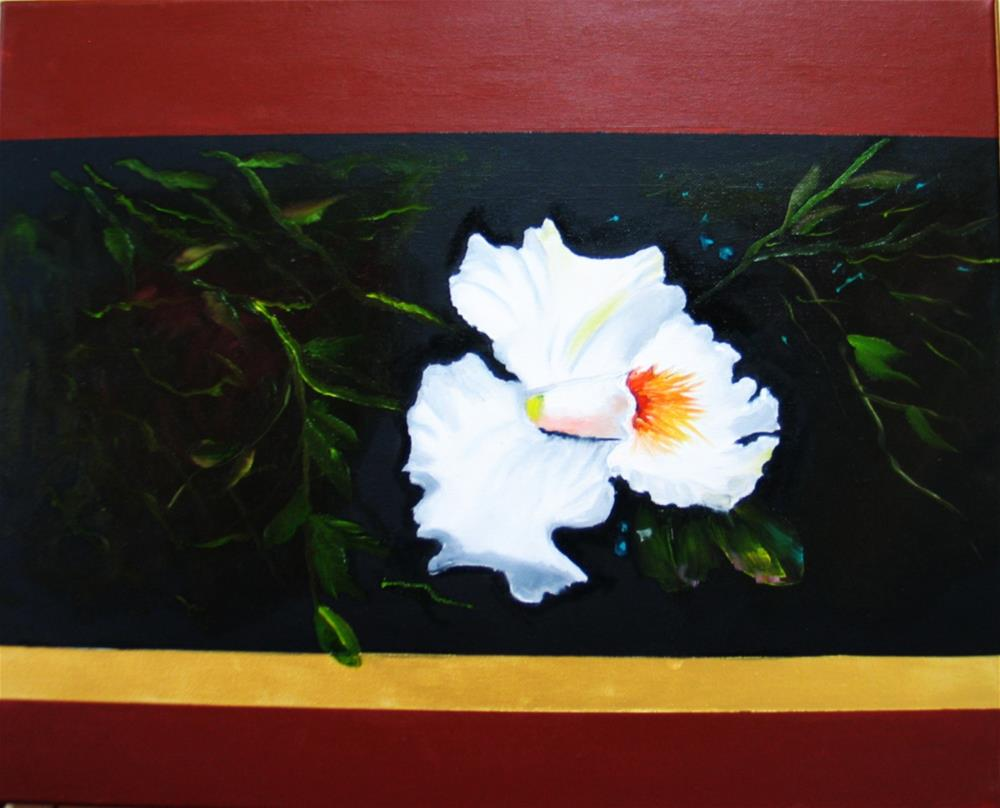 """Orchid"" original fine art by Richard St.Jean"