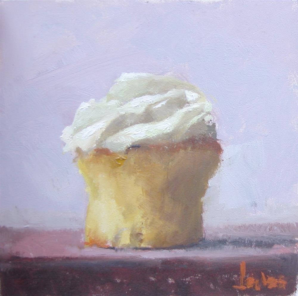 """Cupcake"" original fine art by Richard Jones"