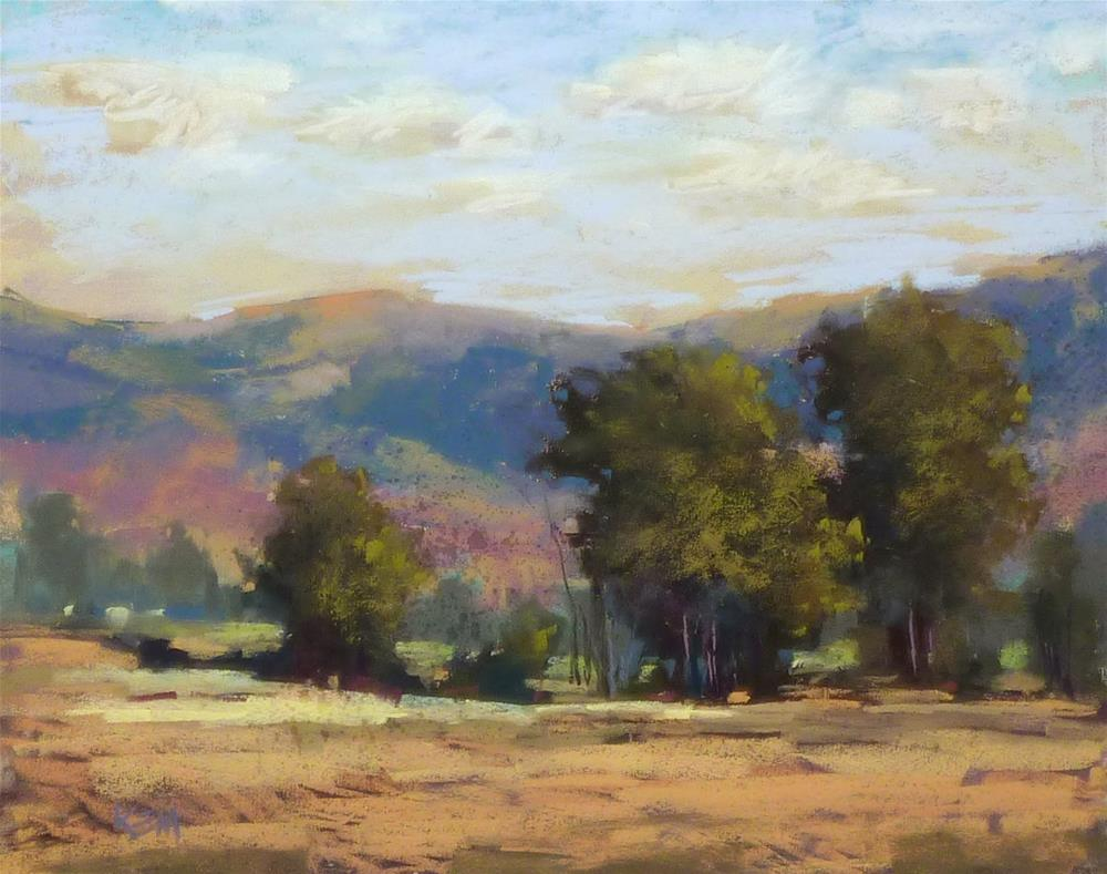 """Places and Paintings ...My Favorites from 2014"" original fine art by Karen Margulis"