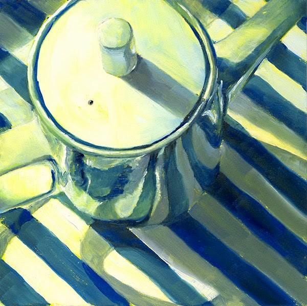 """Jailbird"" original fine art by Brenda Ferguson"
