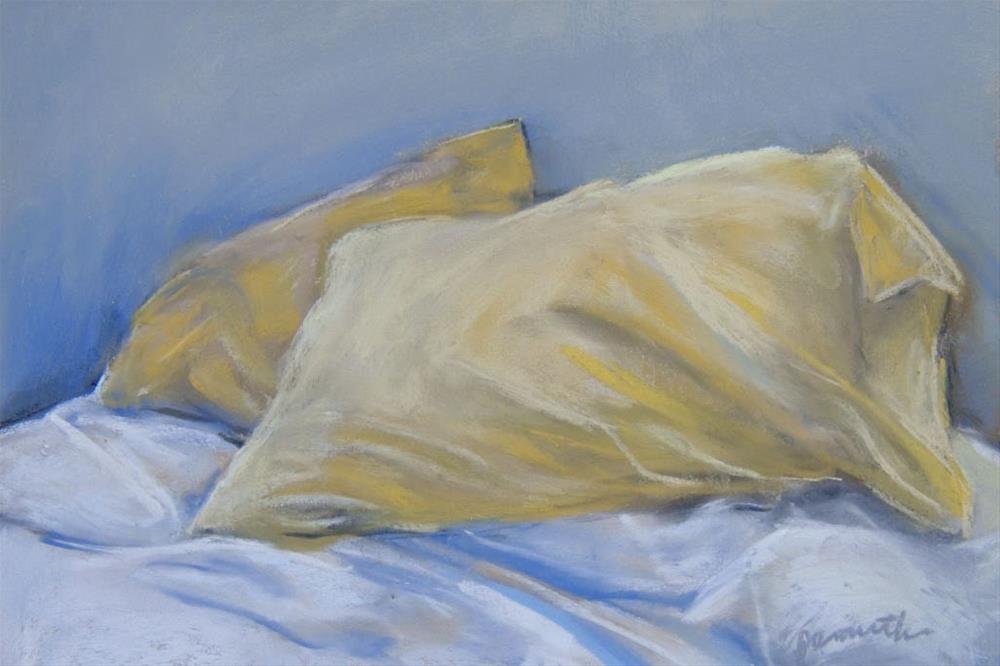 """Slumber"" original fine art by Sarah Peroutka"