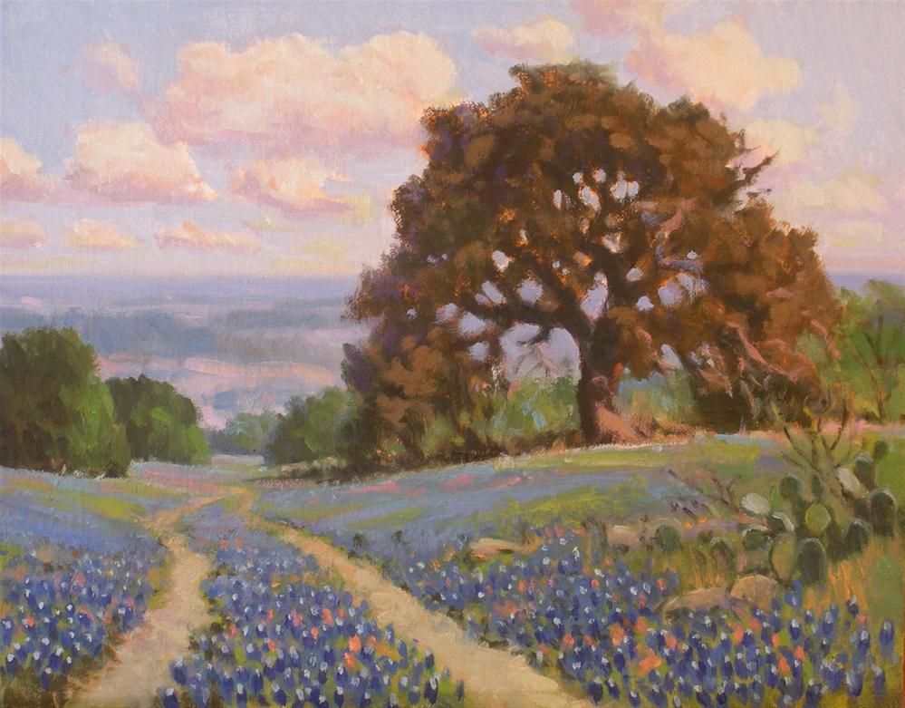 """Passage"" original fine art by David Forks"