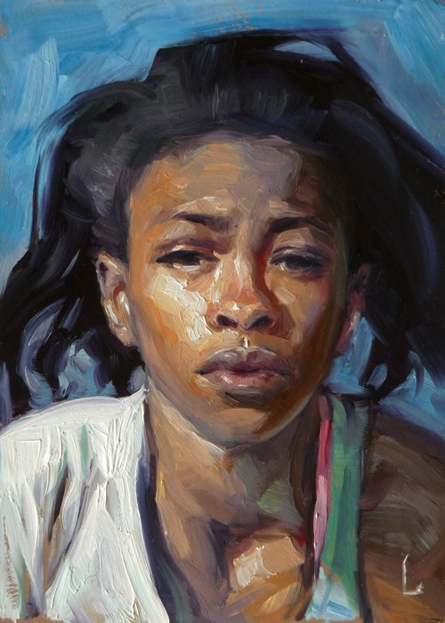 """Radiate"" original fine art by John Larriva"