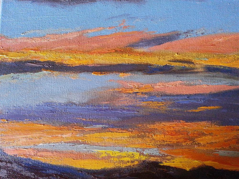 """""""Nature's Symphony"""" original fine art by Pamela Wedemeyer"""