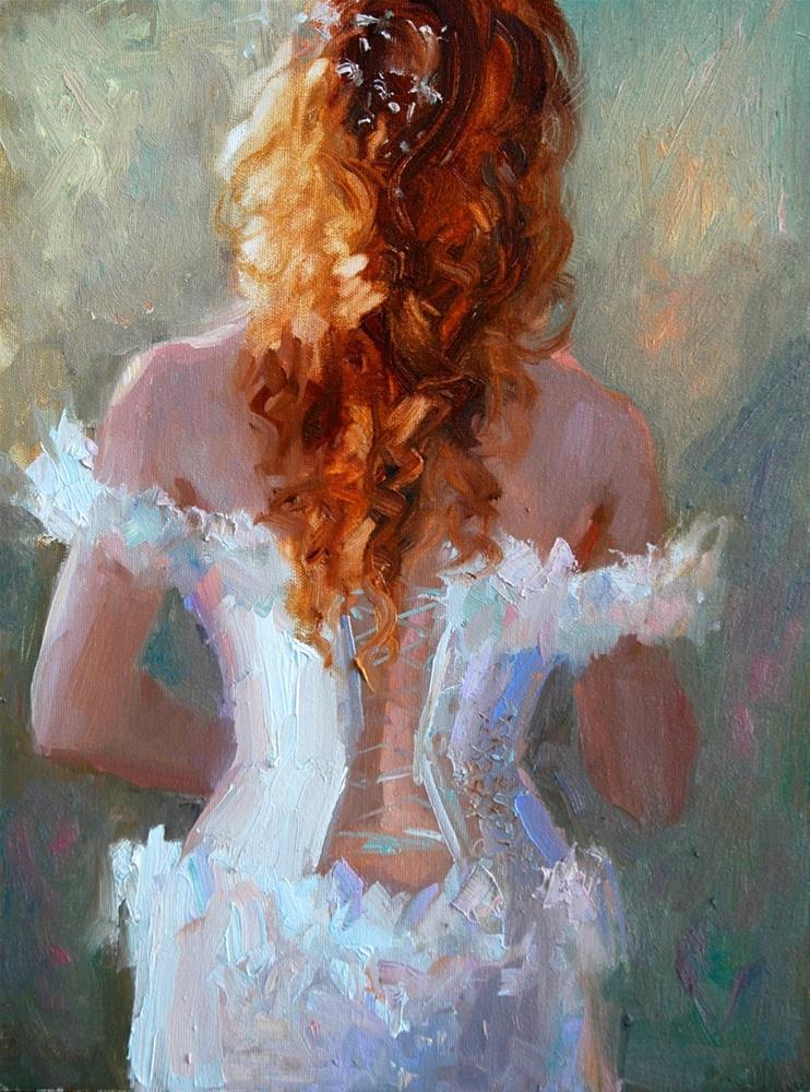 """Wedded"" original fine art by Johanna Spinks"