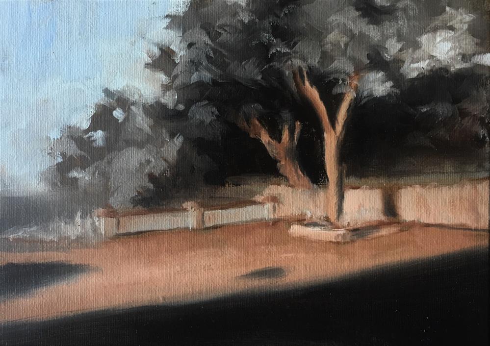 """""""Plein Air Practice"""" original fine art by Van DeGoede"""