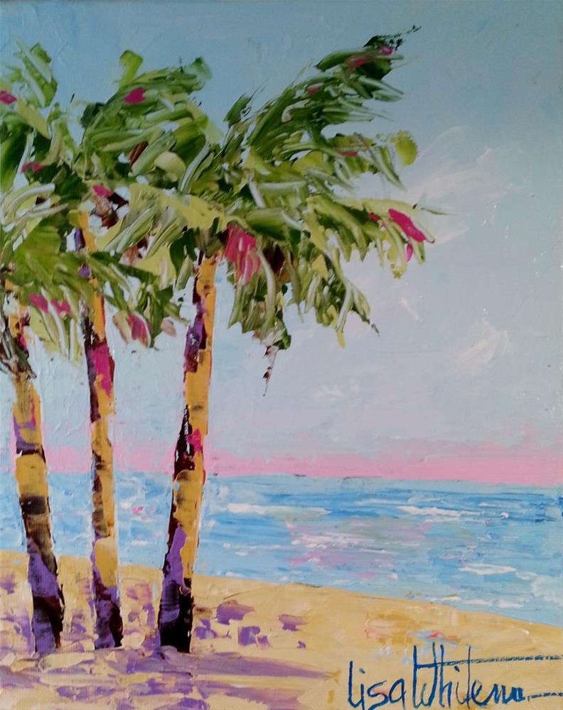 """97 - If Only"" original fine art by Lisa Whitener"