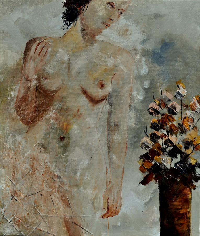 """nude 671160"" original fine art by Pol Ledent"