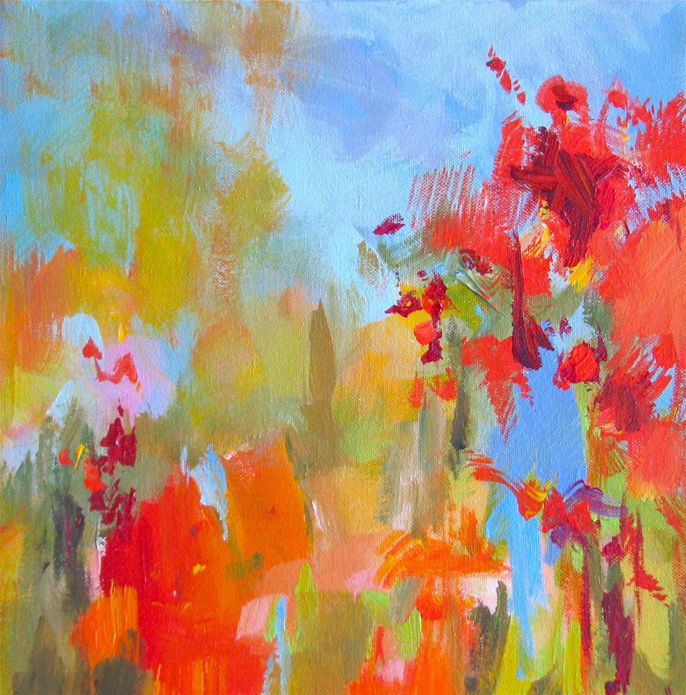 """Wonder"" original fine art by Molly Wright"