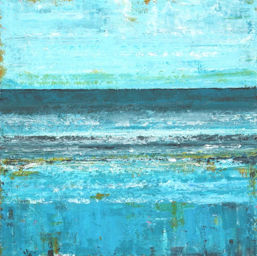 """Along the Coast"" original fine art by Sage Mountain"