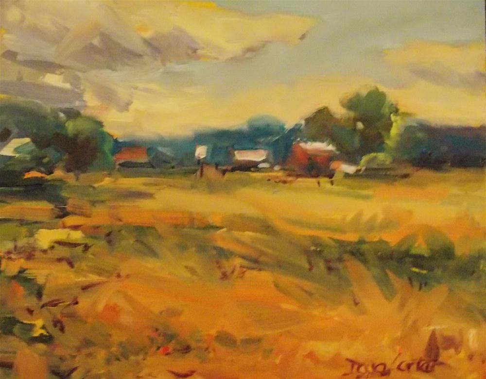 """ TEXAS HOT "" original fine art by Doug Carter"
