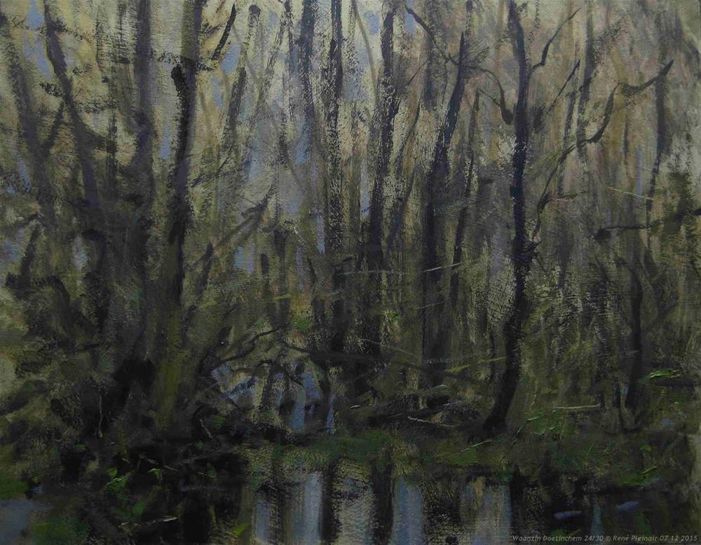 """Madness Doetinchem, The Netherlands."" original fine art by René PleinAir"