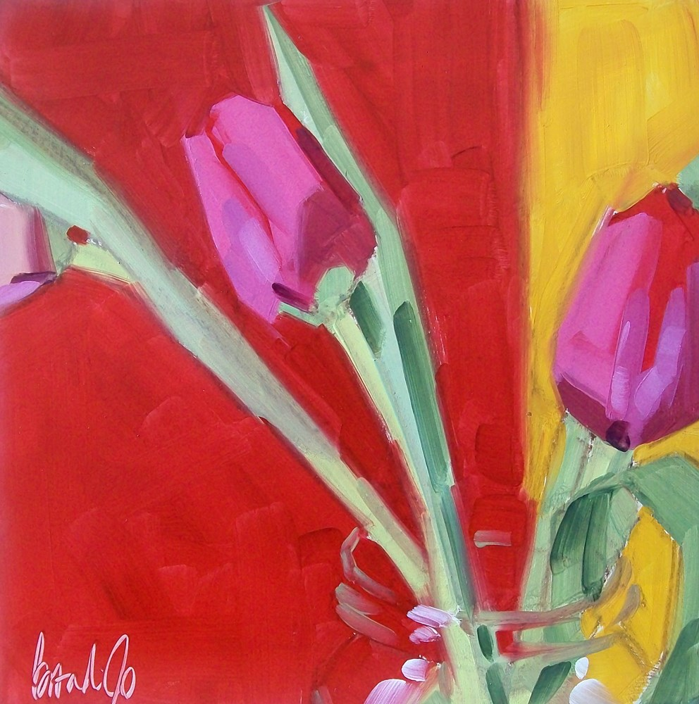 """Spring glow"" original fine art by Brandi Bowman"