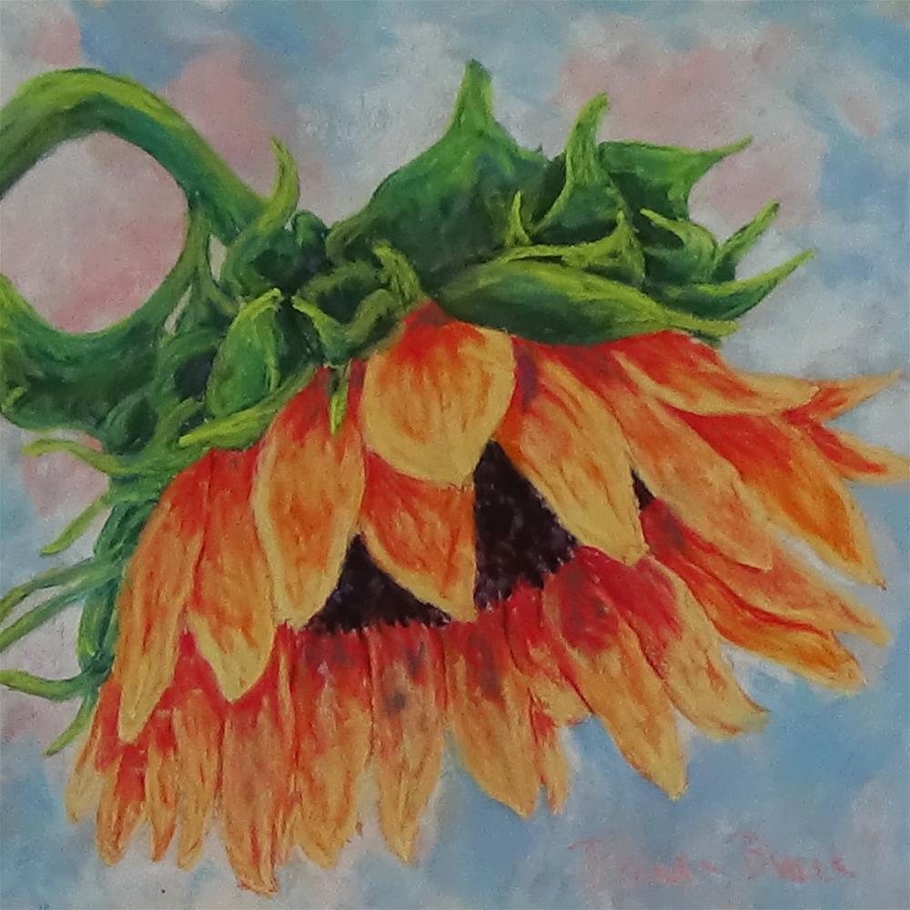 """Sunny Days"" original fine art by Darla Brock"