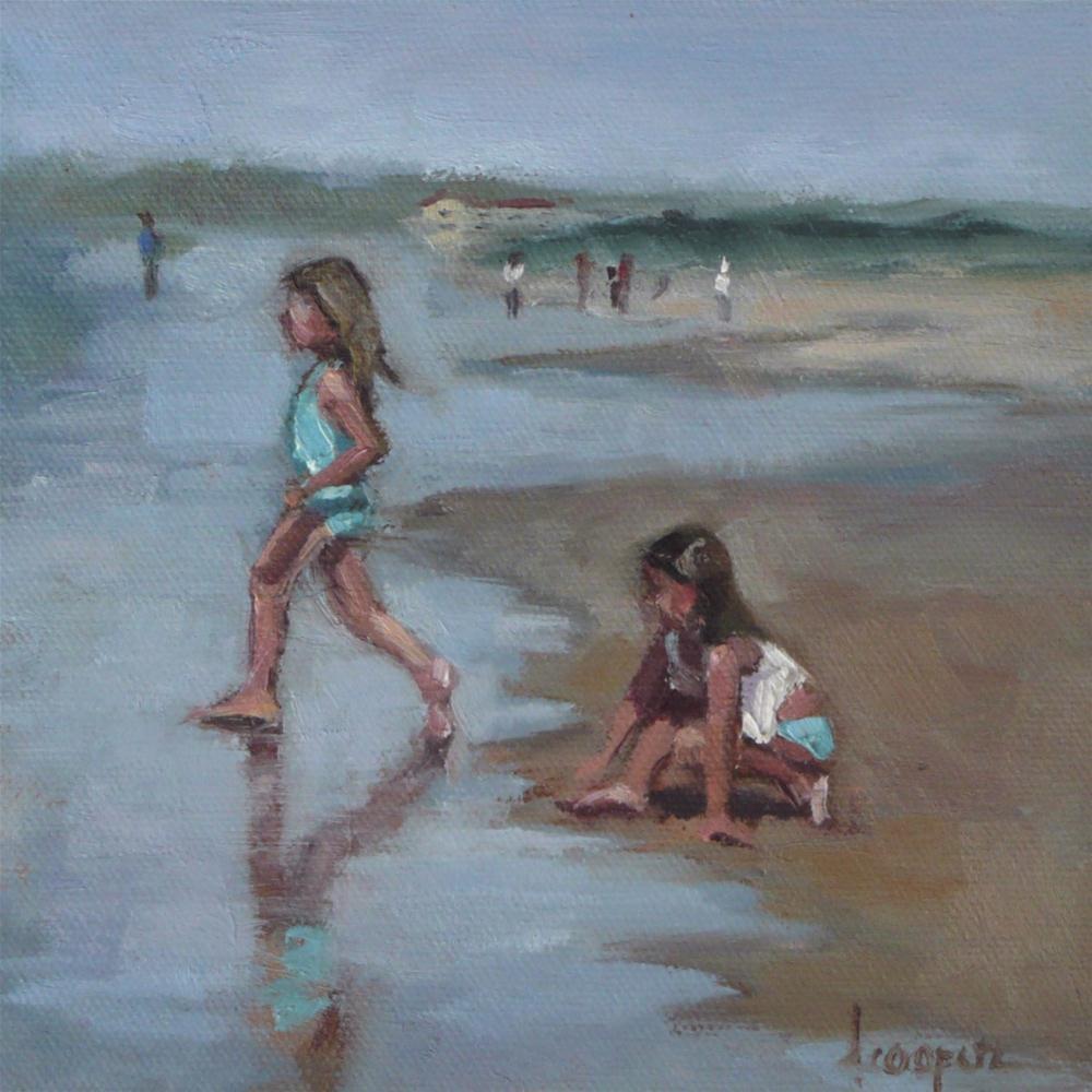 """Summer's End"" original fine art by Dana Cooper"