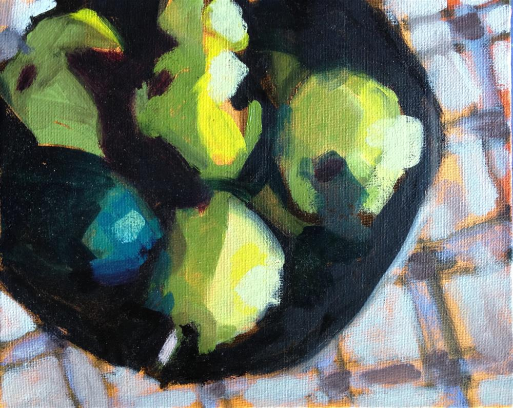 """""""Black Sheep II"""" original fine art by Pamela Hoffmeister"""