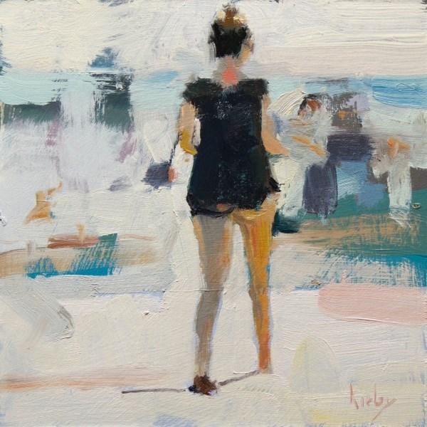 """Shake and Bake"" original fine art by Randall Cogburn"