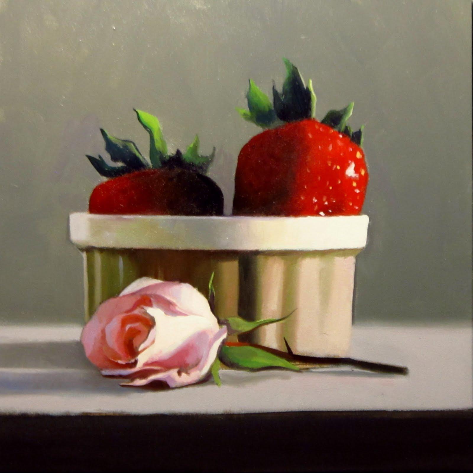"""DAILY DIAPER #223 Sweet"" original fine art by Brian Burt"