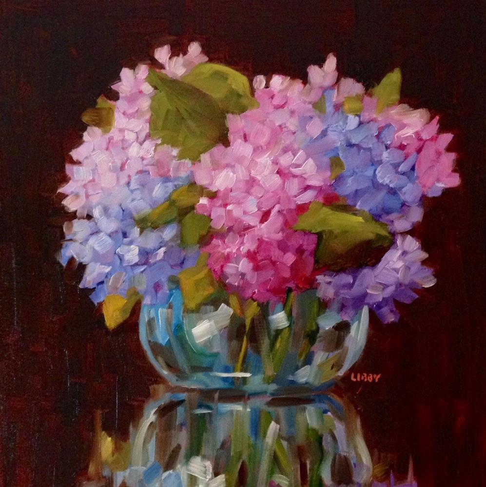"""Spotlight"" original fine art by Libby Anderson"