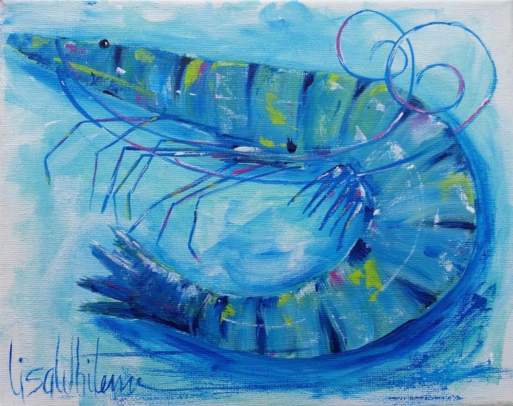 """41 - True Colors"" original fine art by Lisa Whitener"