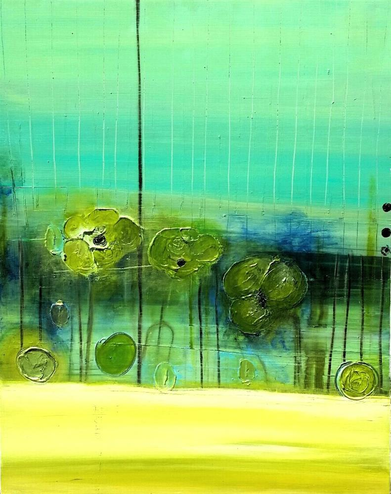 """Summer Series II"" original fine art by Christy Tremblay"