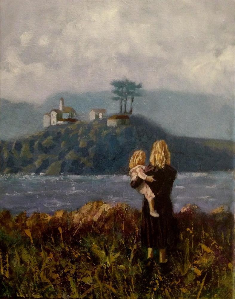 """Nextland"" original fine art by David Larson Evans"